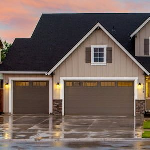 my home services - Garage Doors
